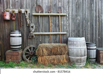 agriculture background in country style