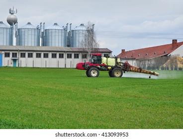Agriculture farm technology farming business