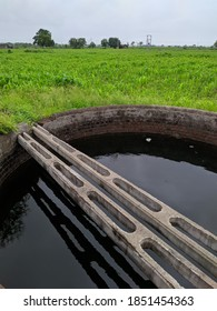 Agriculture kuva its use for store water in India 100 to 150 foot deep