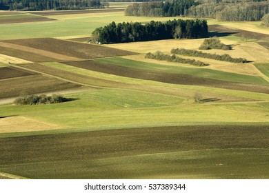 agriculture, swabian alb, fields, Germany,