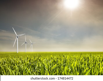 Agriculture and Wind energy