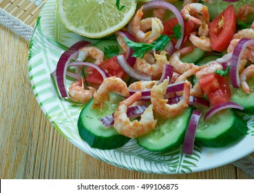 Aguachile  Chili-Spiked Mexican Ceviche