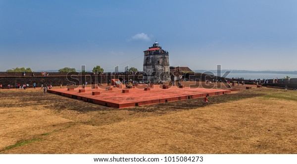 Aguada Fort Goa India