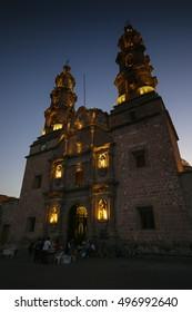 Aguascalientes Cathedral (Catedral de Aguascalientes)