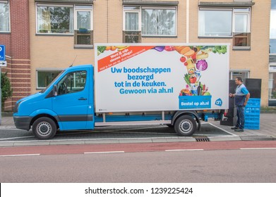 AH Supermarket Service At Home At Amsterdam The Netherlands 2018