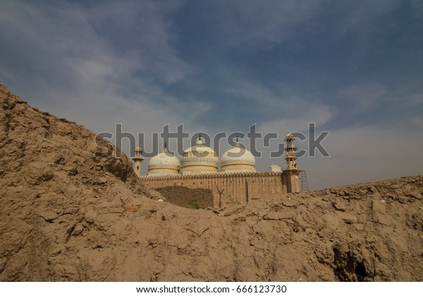 Ahmadpur East Tehsil Bahawalpur Punjab Pakistan Stock Photo
