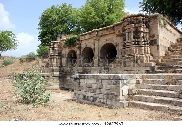 Ahmedabad Gujarat India June 16 Sarkhej Stock Photo (Edit Now) 112887967
