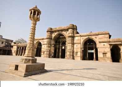 ahmedabad jama masjid mosque