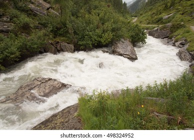 Ahrntal, unspoiled nature