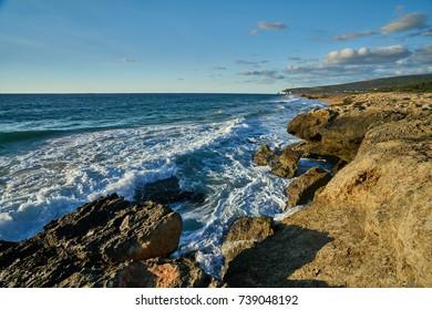 Ahziv sea line