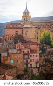 AIBARRACIN, TERUEL / SPAIN -   NOVEMBER 3, 2012: Albarracín is a Spanish town, in the province of Teruel.