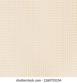 Aida fabric cloth for cross-stitch (cross-stich) embroidery handcrafts with square mesh pattern linen cotton canvas