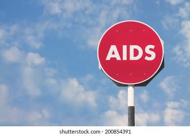 AIDS Sign