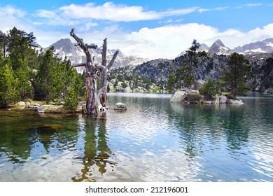Aiguestortes and Estany de Sant Maurici National Park, Spain