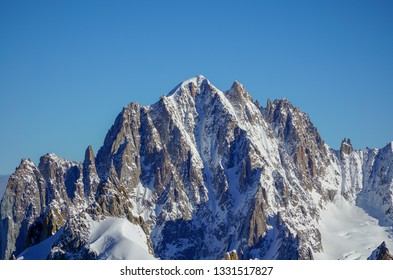 Aiguille Verte, Chamonix, France