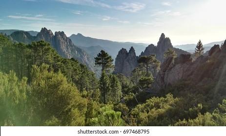 Aiguilles de Bavella, Corsica