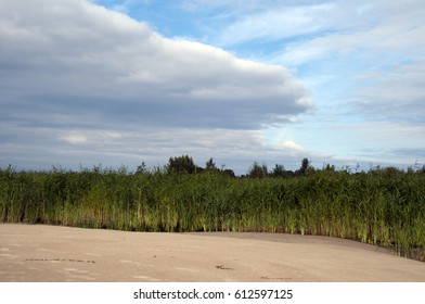 Ainazi Latvia, beach