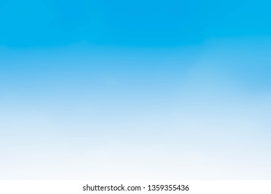 Air clouds in the blue sky background.