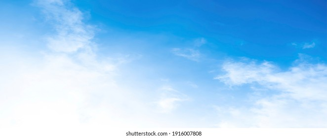 Air clouds in the blue sky.blue backdrop in the air. abstract style for text, design, fashion, agencies, websites, bloggers, publications, online marketers, brand, pattern, model, animation,