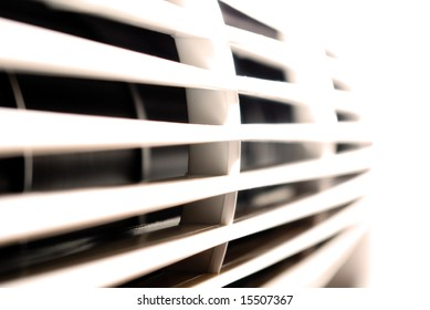 Air conditioner or a fan