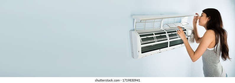 Air Conditioner Filter Cleaning, Repair And Check