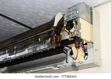 Air conditioner maintenance and cleaning