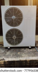 An air conditioner outdoor
