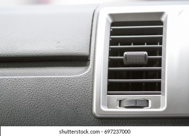 air conditioner vent in car