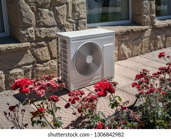 Air conditioning, heat pump unit