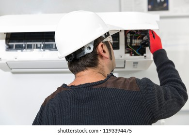 air conditioning maintenance and repair