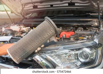 Air filter, auto spare part