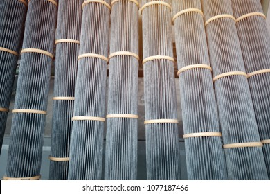 Air filters for plastic resins industrial, Filter for dust collector Not to the environment