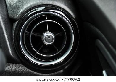 air flow in car