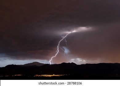 Air Force Academy Lightning