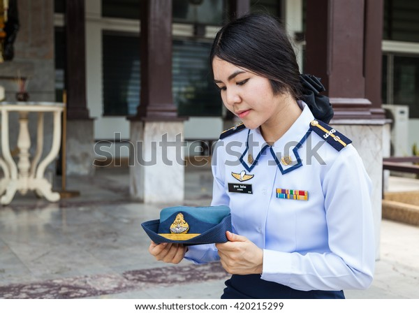 Air Force Nurse See Her Military Stock Photo (Edit Now) 420215299