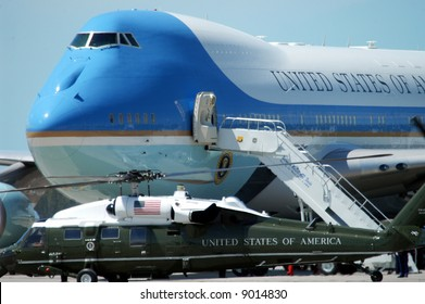 Air Force One 2 of 2
