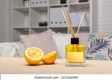air freshener sticks at home