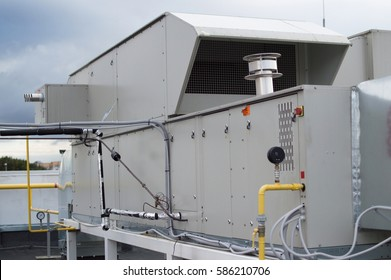 Air Handling Unit for the central ventilation system