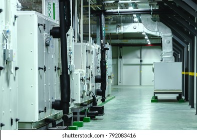 Air Handling Unit , (heating ventilating and air-conditioning system)