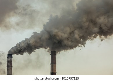 air pollution. Environmental issues