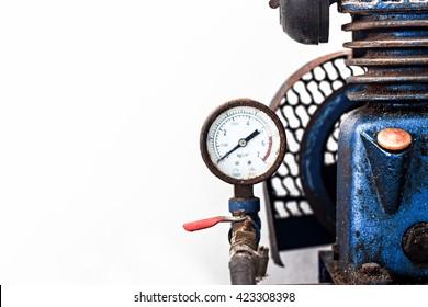 Air pressure gauges.select focus.