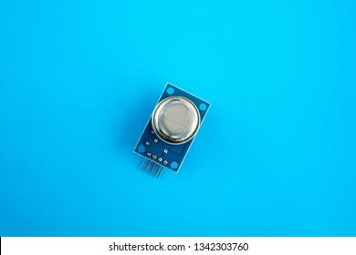 Air quality sensor. Hazardous gas detection module for arduino