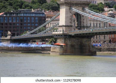 Air Race races in Budapest