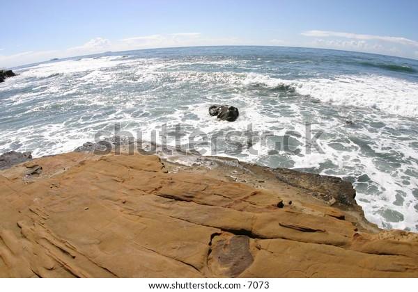 air, sea and land