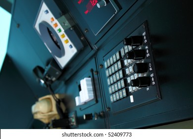 Air traffic control communication and navigation equipment
