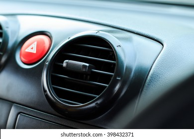 Air ventilation in car