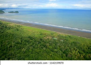 air view of nuqui choco