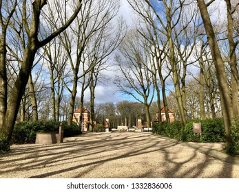 Airborne War Cemetery. It is a Commonwealth War Graves Commission cemetery for the soldiers killed in the battle of Arnhem