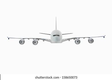 Airbus A380 Miniature Model