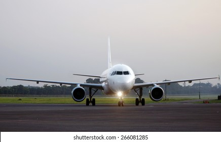 An Airbus Type A320